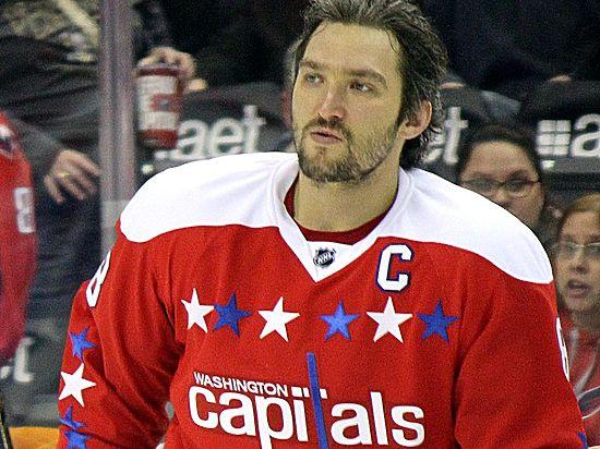 НХЛ: Овечкин набрал 999-е очко в своей карьере