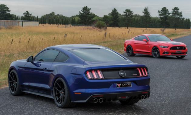 Австралийцы показали, как нужно тюнинговать Ford Mustang