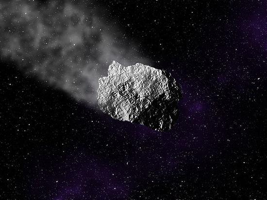 В опасной близости от Земли пролетел астероид размером с автобус