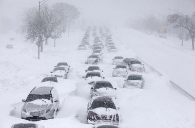 На Рождество в Украину придут арктические морозы — синоптик