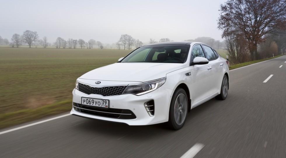 Kia продала в России почти 150 тысяч автомобилей за год