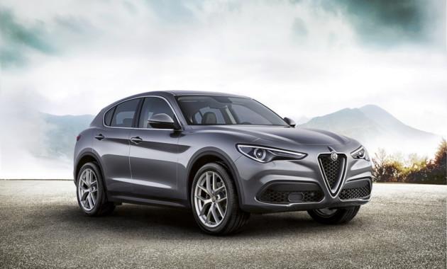 Предзаказ на Alfa Romeo Stelvio First Edition уже открыт
