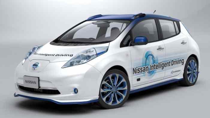 Nissan проведёт первые тесты