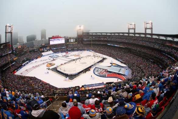 Наши звёзды: россиянин Тарасенко стал героем «Зимней классики» НХЛ (ФОТО, ВИДЕО)
