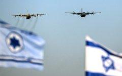 Сирийская армия заявила обавиаударе Израиля поаэродрому околоДамаска