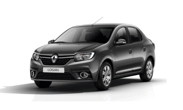 Представлены обновленные Renault Logan и Sandero