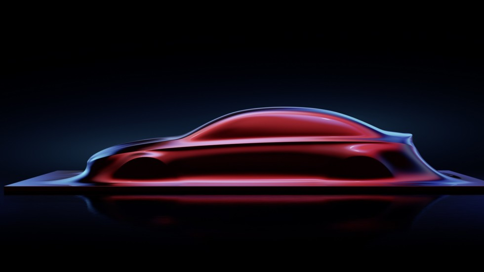 Mercedes-Benz «скульптурно» выразил дизайн новых моделей