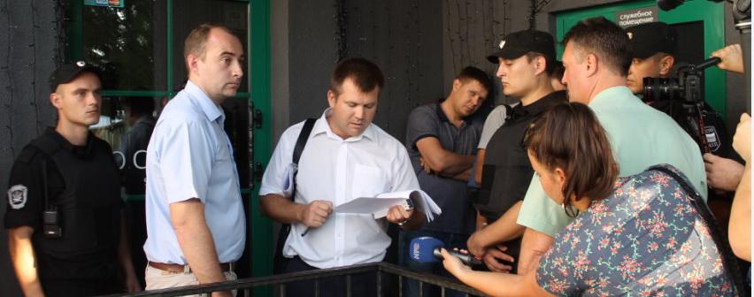 Вокруг севастопольского ресторана «Остров» вновь разгорелся конфликт