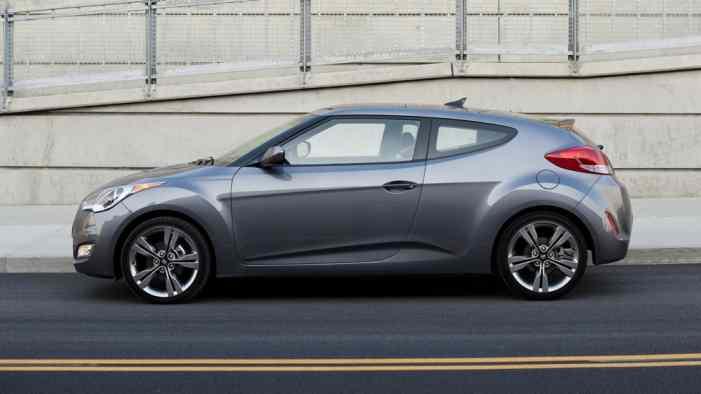 Hyundai выпустил версию Veloster Value Edition для США
