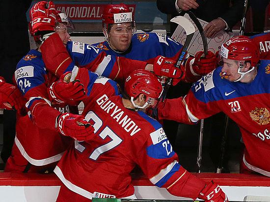 Бронзовая сборная: Россия обыграла Швецию на МЧМ-2017 и завоевала медали