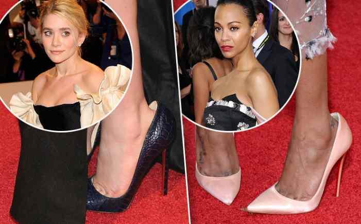 Не по размеру туфелька: звездные провалы на красной дорожке