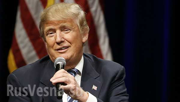 Пресс-конференция Дональда Трампа. ПРЯМАЯ ТРАНСЛЯЦИЯ. Смотрите икомментируйте с«Русской Весной»