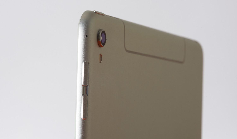 Математическое подтверждение 10,5-дюймового iPad
