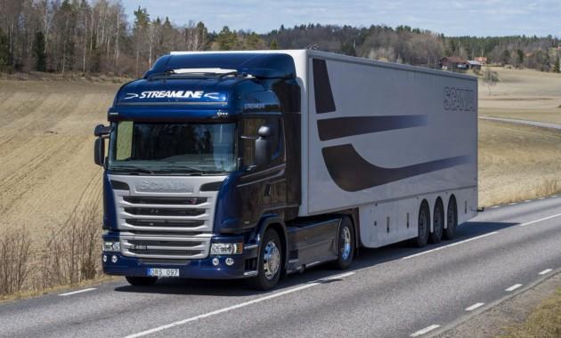 Scania предложит россиянам новую сервисную программу
