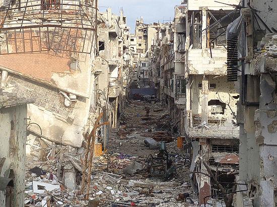 Боевики учинили расправу над сирийскими военными в Алеппо