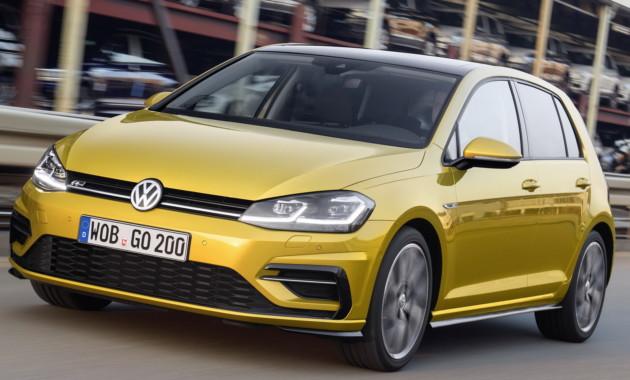 Новый Volkswagen Golf GTI получит электрическую турбину