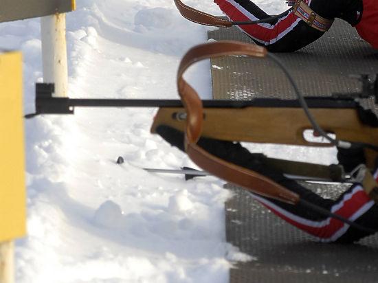 Российские биатлонистки заняли два первых места на чемпионате Европы