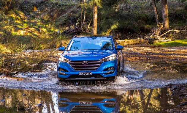 Продажи Hyundai Tucson на австралийском рынке взлетели на 270%
