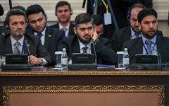 На конференции вАстане неудалось сблизить позиции представителей Сирии