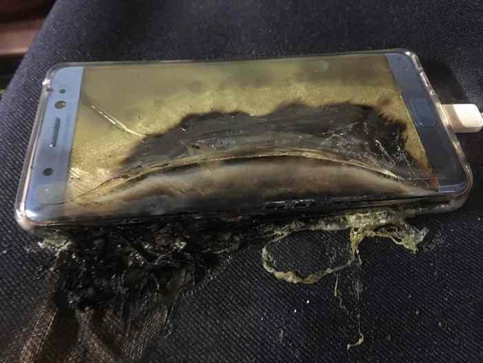 Почему же взрывались смартфоны Samsung?