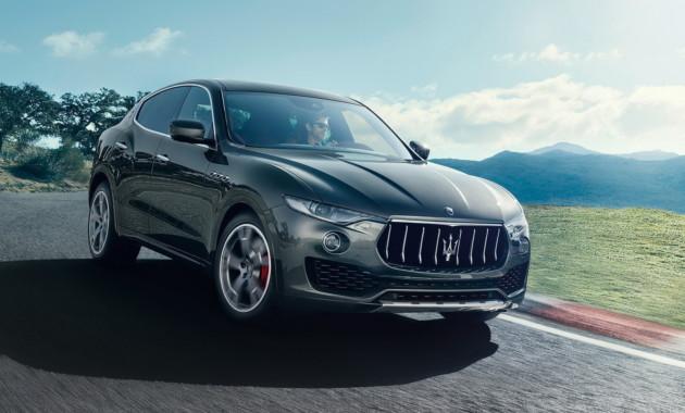 Новейший Maserati Levante S уже отзывается с рынка США