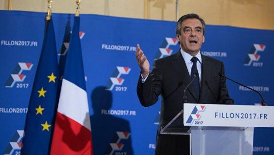 Кандидат в президенты Франции Фийон: Украина и Грузия не предназначены для входа в ЕС и НАТО