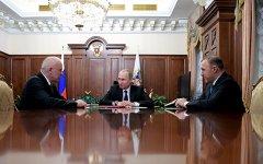Путин отправил вотставку главу Адыгеи