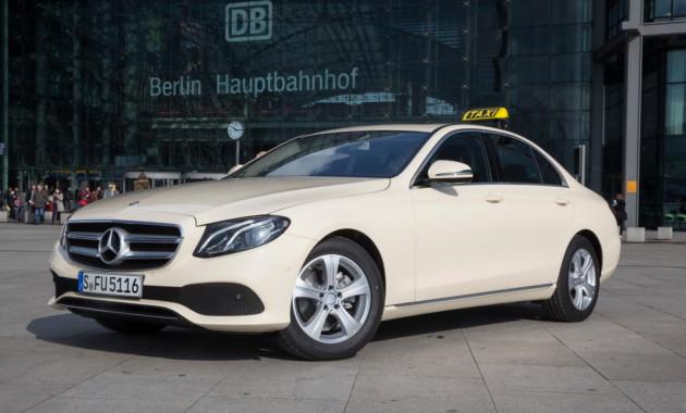 Mercedes-Benz станет поставщиком автопилотных такси для Uber