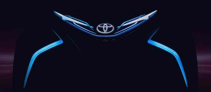 Тойота представит в Женеве трёхколёсный концепт i-Tril