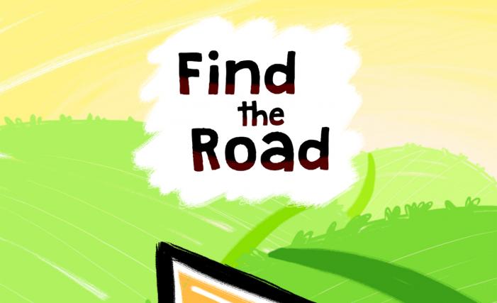 Найди дорогу — это все, что от тебя требуется