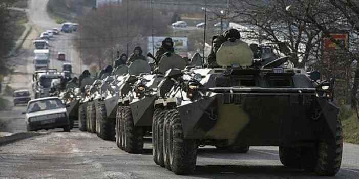 Срочно! ВСУ перебрасывают военную технику на Мариупольское направление