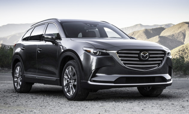 Mazda CX-9 может появиться в России