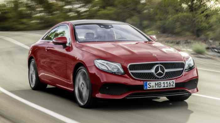 Mercedes-Benz начал год с рекорда продаж