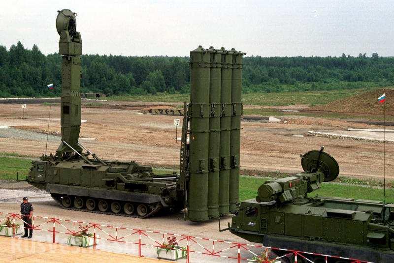 В России начали готовить специалистов для С-500 «Прометей» (ВИДЕО)