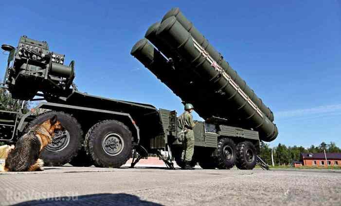 В России готовят специалистов для новейшего комплекса C-500