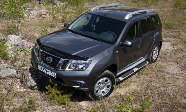 Nissan объявил об акции для российских покупателей Terrano