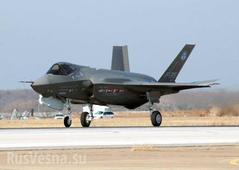 США планируют разместить F-35 на Ближнем Востоке