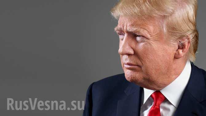 Трамп следит за ситуацией в Донбассе, — Белый дом