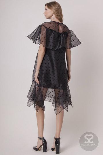 Время романтики: 10 стильных платьев с воланами и оборками
