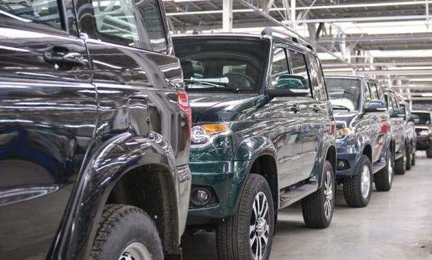 На УАЗе подвели итоги 2016 года по качеству производства машин