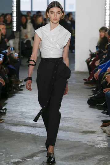Американская мечта: 10 актуальных идей для офиса с Нью-йоркской недели моды