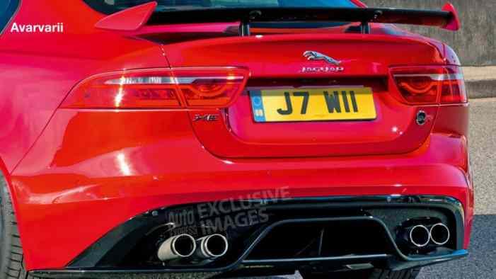 Jaguar может выпустить конкурента BMW M3