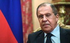 Лавров рассказал о«надежде напозитивные подвижки» вотношениях сСША