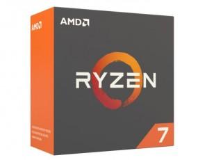 AMD представила процессоры Ryzen 7