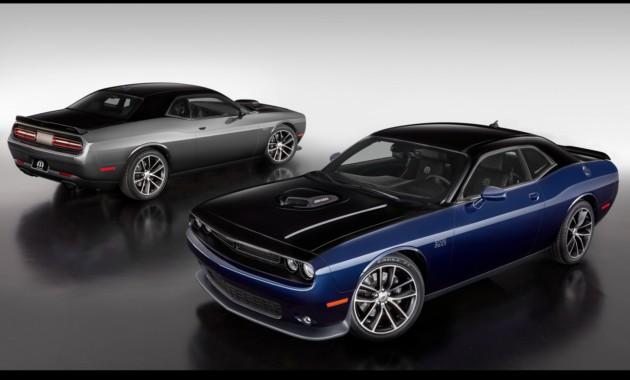 Праздник или наглость: спецсерия Dodge Challenger от Mopar