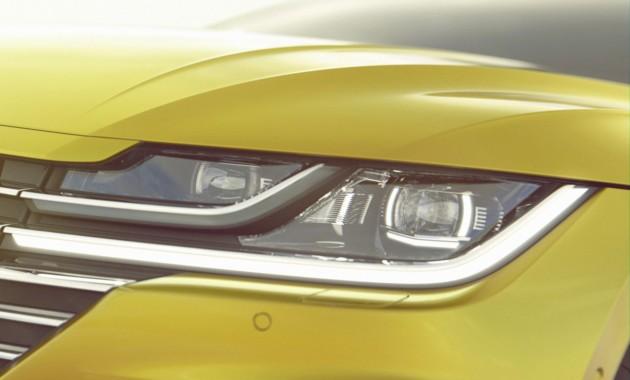 Volkswagen показал первые фото новой модели