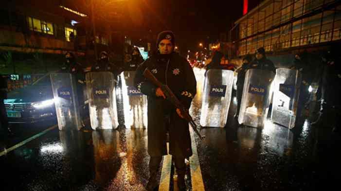 В Стамбуле арестован исполнитель теракта в ночном клубе