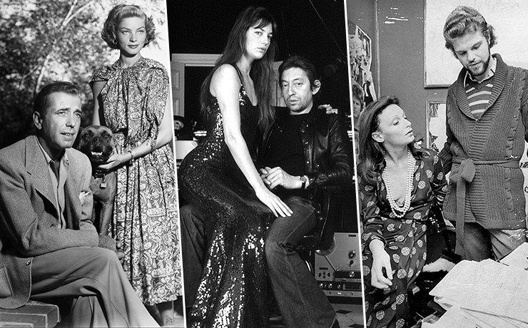Любовь и лейблы: 10 самых стильных пар в истории моды