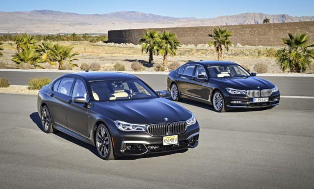 BMW M760Li: раскрыты подробности о флагмане 7 Series