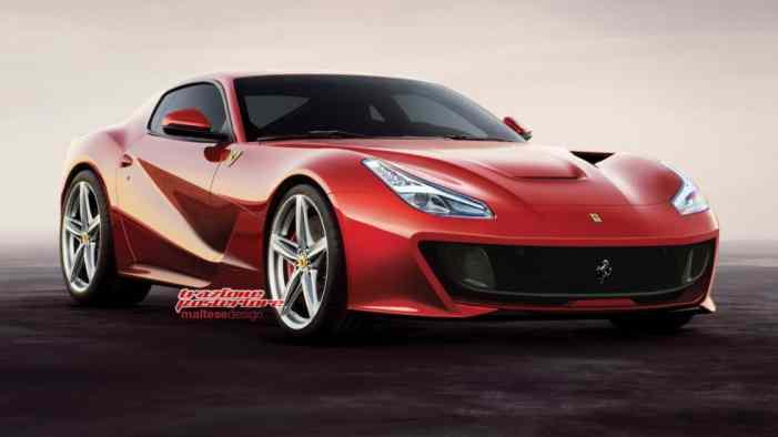 Ferrari F12M получит 800-сильный мотор V12